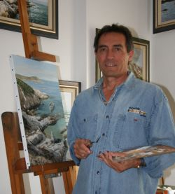 Michel gaudin artiste peintre biographie for Biographie artiste peintre